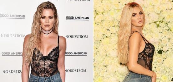 Khloe Kardashian tiene estatua en el Madame Tussauds