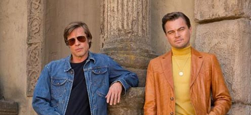 Leo DiCaprio comparte foto de Once Upon a Time in Hollywood