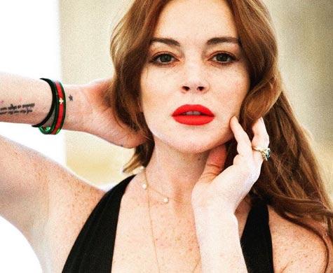 Lindsay Lohan exitosa en Grecia, niega fotos para New York Times