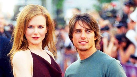 Nicole Kidman perdió dos bebés casada con Tom Cruise