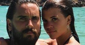 Sofia Richie y Scott Disick siguen juntos!!!