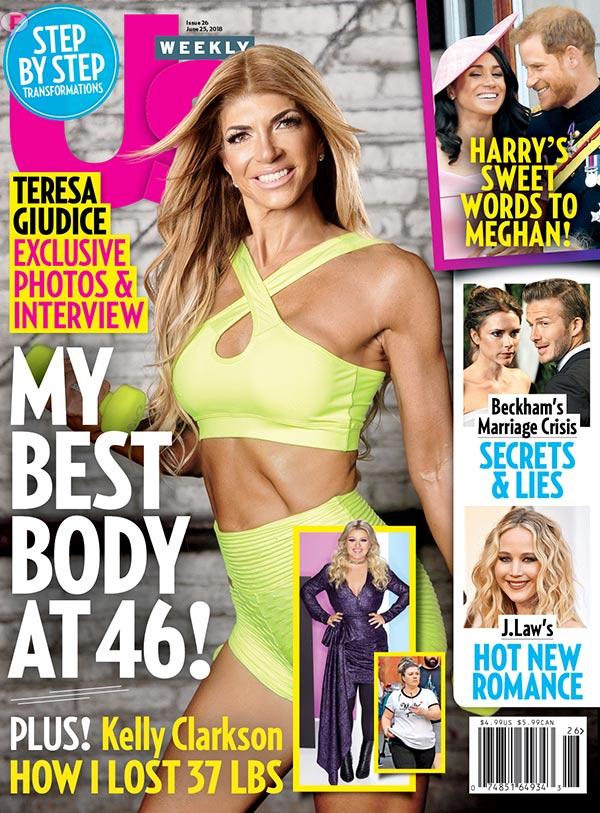 Teresa Giudice y su mejor cuerpo a los 46 (Us)