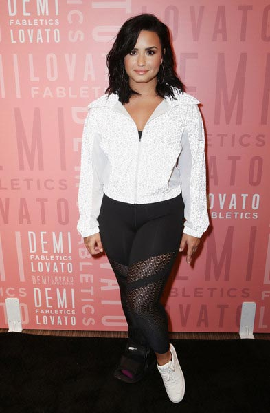 Demi Lovato despide a su manager luego de recaer en drogas y alcohol