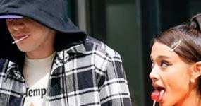 Ariana Grande y Pete Davidson cansados de ser atacados