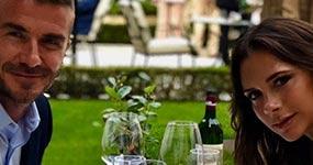 David y Victoria Beckham celebraron su 19 aniversario de bodas