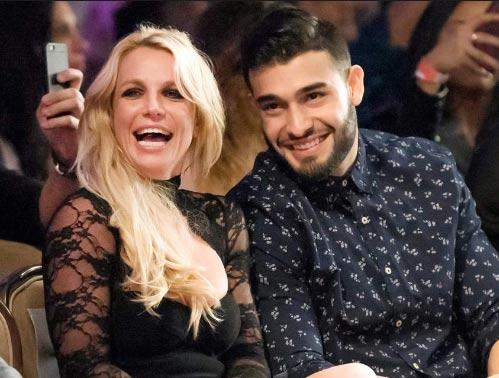 Britney Spears podría comprometerse con Sam Asghari pronto