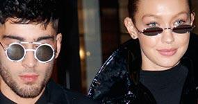 Gigi Hadid responde a fan que duda de su relación con Zayn Malik