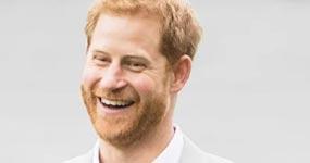 EL príncipe Harry no quiere tantos hijos!