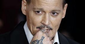 Johnny Depp demandado por agresión en el set