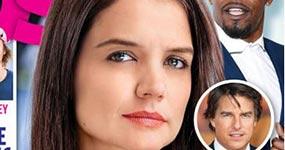 Katie Holmes atrapada de nuevo con Jamie Foxx (Us)
