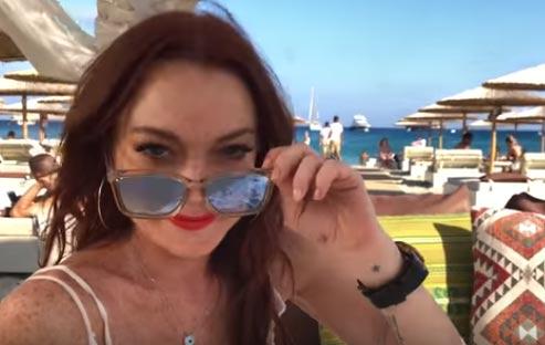 Un vistazo al reality show de Lindsay Lohan en MTV