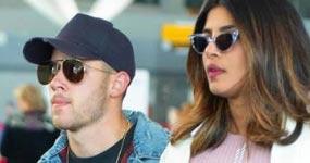 Nick Jonas y Priyanka Chopra muy serios en su relación
