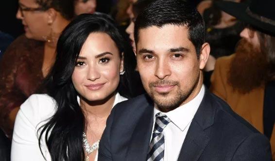 Wilmer Valderrama devastado por sobredosis de Demi Lovato