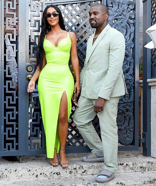 Otro baby KIMYE! Kim Kardashian y Kanye West planean cuarto hijo