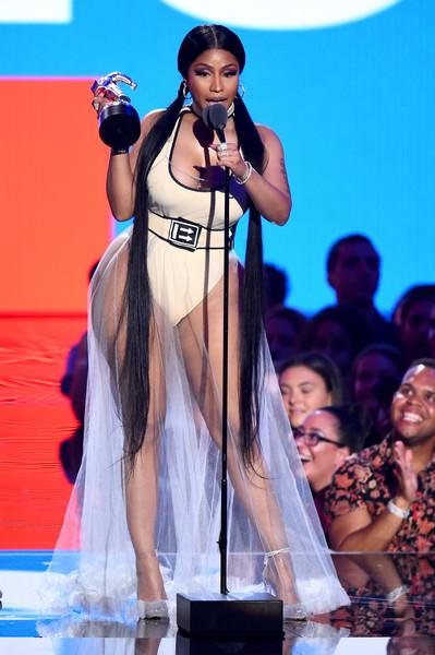Nicki Minaj acusa al manager de Travis Scott de sabotear su gira