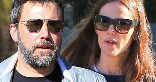 Ben Affleck y Jennifer Garner acuerdan su divorcio!