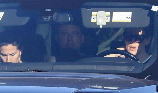 Ben Affleck vuelve a rehab! Intervention by Jen Garner