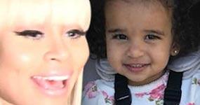A quien se parece Baby Dream? A Blac Chyna o Rob Kardashian?
