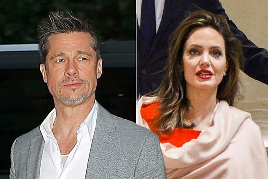Juez ordena a Angelina Jolie permita a Brad Pitt visitar más a los niños