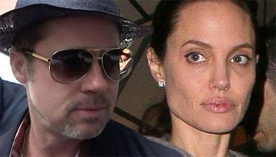 Brad Pitt ha dado $9 millones de manutención. DIVORCIO NASTY!!