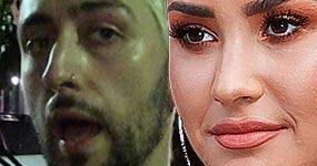 Entrevistan al drug dealer de Demi Lovato. WTF?