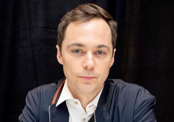 The Big Bang Theory termina por Jim Parsons