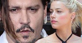 Johnny Depp acusa a Amber Heard de dejar popó en su cama! WTF?