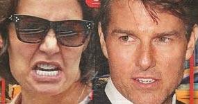 Tom Cruise se queda con Suri! Pelea en la Corte (Enquirer)