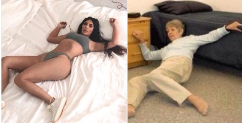 Ok, Kourtney Kardashian botó a Younes Bendjima hace un mes!