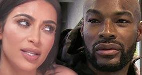 Kim Kardashian llama gay a Tyson Beckford LOL!