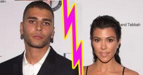 Kourtney Kardashian y Younes Bendjima terminaron!!