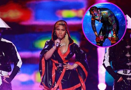 Nicki Minaj critica a Travis Scott y Kylie Jenner x ventas de disco Astroworld