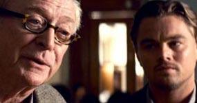 Michael Caine explica el final de Inception (El origen)