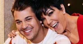 Kris Jenner: Rob Kardashian está bien, trabajando en su salud