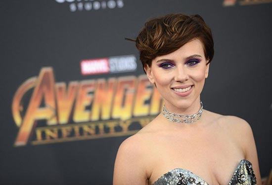 Scarlett Johansson es la actriz mejor pagada 2018 – Forbes