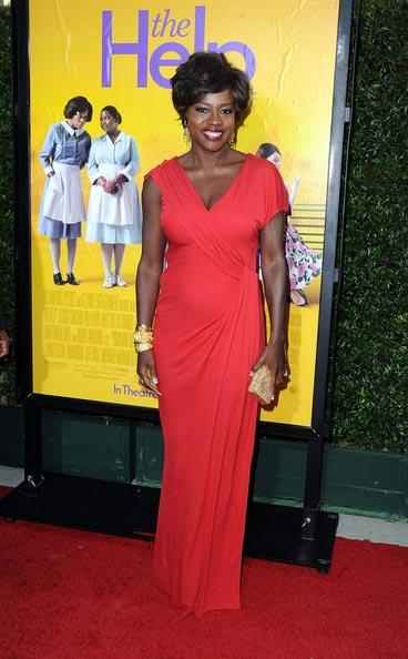 Viola Davis se arrepiente de su papel en The Help