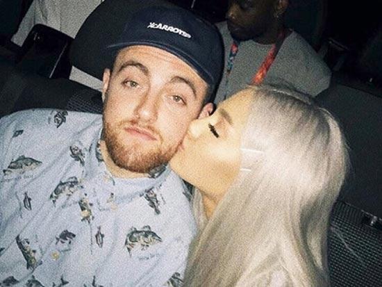 Ariana Grande reacciona a la muerte de Mac Miller