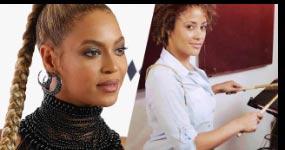 Beyonce es una BRUJA!! OMG!! LOL!