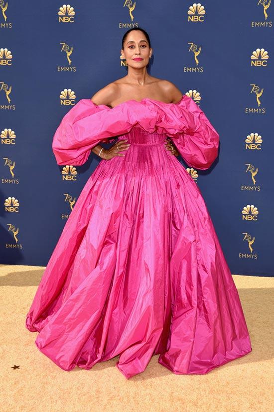 Mejor Vestidas de los Emmys 2018