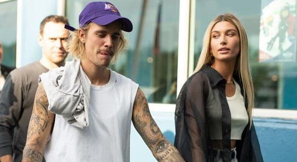 Justin Bieber y Hailey Baldwin casados? Nope! Chismes enlatados!