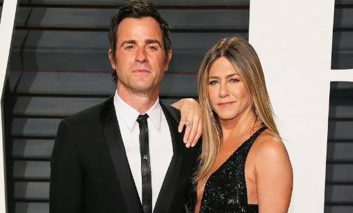 Justin Theroux habla de la separación de Jennifer Aniston
