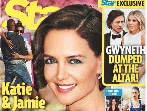 Katie Holmes y Jamie Foxx: Bebé milagro a los 40 (Star)