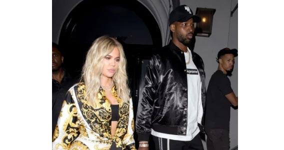 Khloe Kardashian vuelve a Cleveland por Tristan Thompson