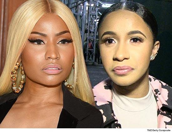 Nicki Minaj: gracias a la pelea con Cardi B soy #1