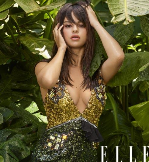 Selena Gomez habla de Demi Lovato en Elle magazine