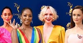 Las Peor Vestidas de los Emmys 2018