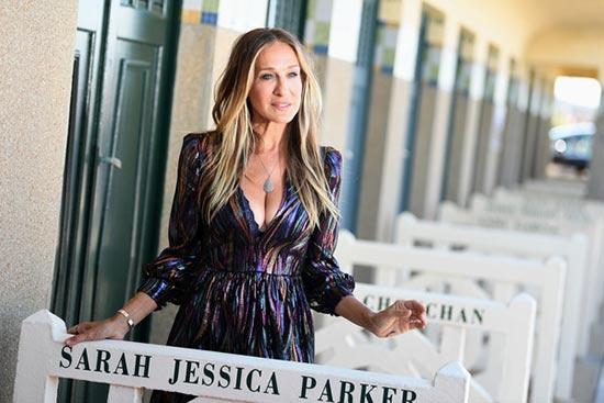 Sarah Jessica Parker sigue diciendo no hay pelea con Kim Cattrall