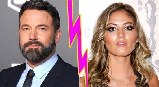 Ben Affleck termina con Shauna Sexton – Shock?