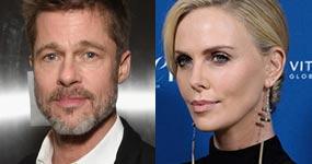 Brad Pitt y Charlize Theron saliendo! (Star)