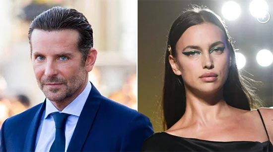 Bradley Cooper e Irina Shayk infelices juntos?